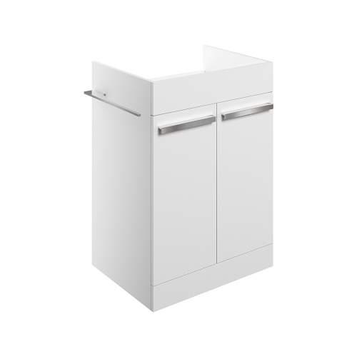 Bluci Morina 600mm Floor Standing Bathroom Basin Unit with No Top