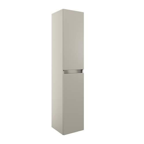 Bluci Carino 2 Door Wall Hung Tall Bathroom Unit