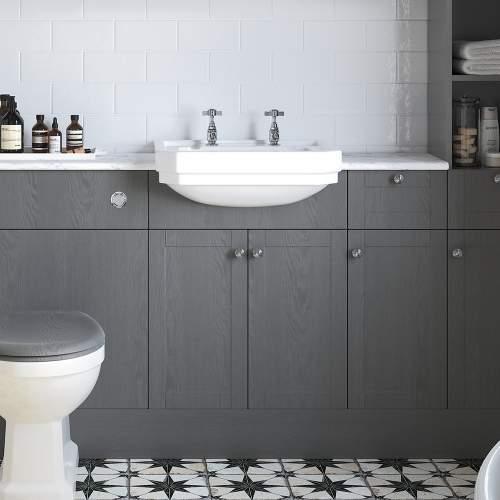 Bluci Benita 2400mm Bathroom Base Plinth