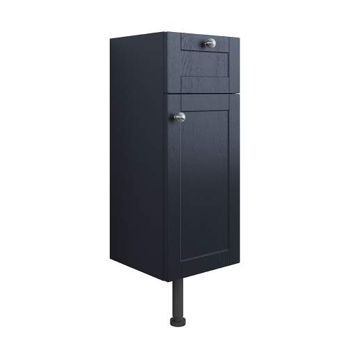 Bluci Benita 300mm 1 Drawer 1 Door Bathroom Base Unit