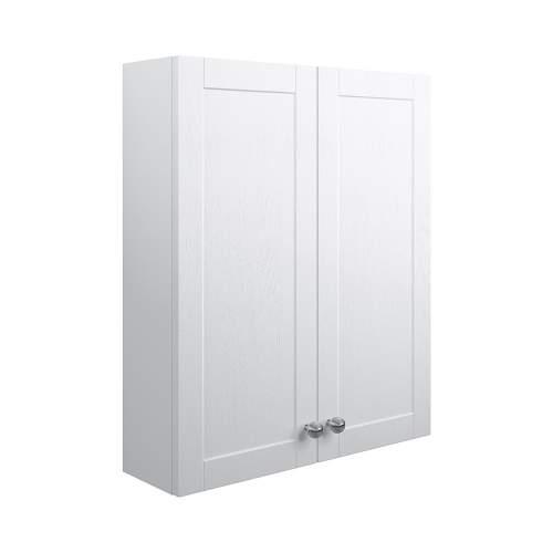 Bluci Benita 600mm 2 Door Bathroom Wall Unit