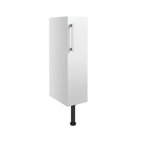 Bluci Alba 200mm Bathroom Toilet Roll Holder Unit