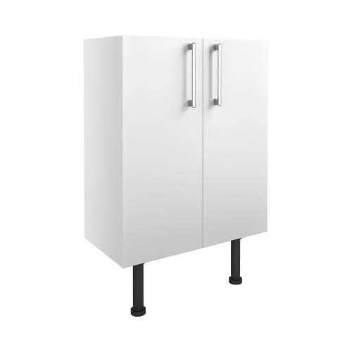 Bluci Alba 600mm 2 Door Bathroom Base Unit