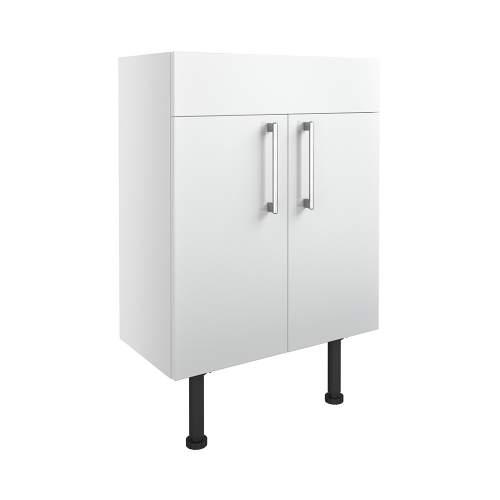 Bluci Alba 600mm 2 Door Bathroom Basin Unit