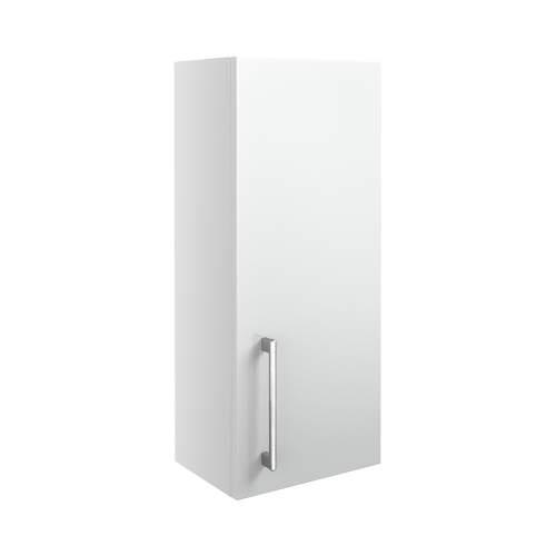 Bluci Alba 300mm 1 Door Bathroom Wall Unit