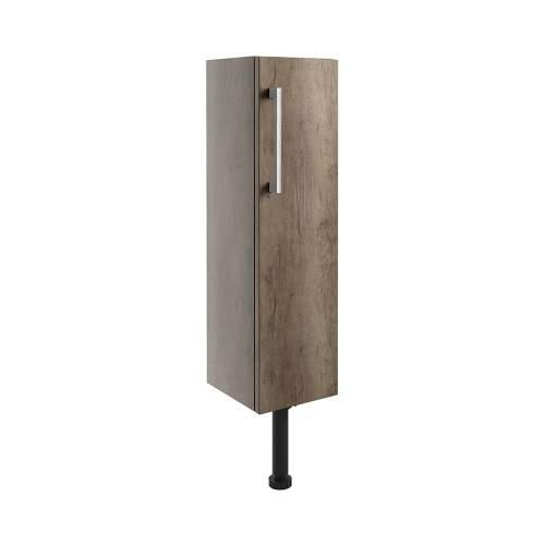 Bluci Alba 200mm Slim 1 Door Bathroom Base Unit