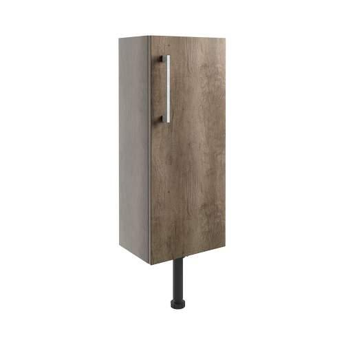 Bluci Alba 300mm Slim 1 Door Bathroom Base Unit
