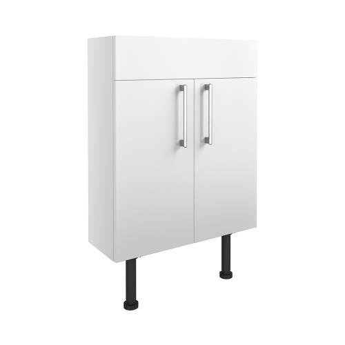 Bluci Alba 600mm Slim 2 Door Bathroom Basin Unit