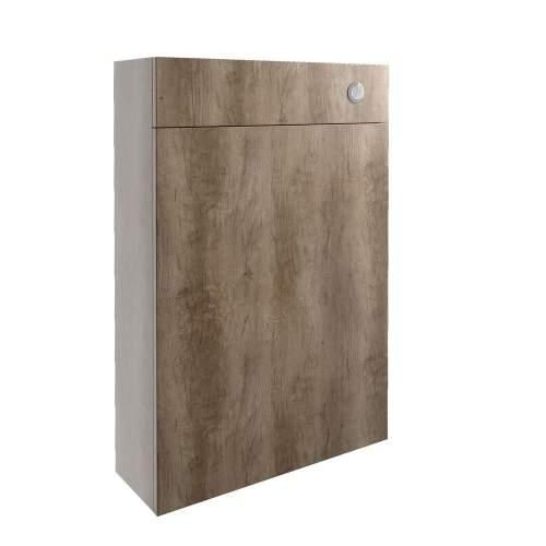 Bluci Alba 600mm Slim Bathroom WC Unit