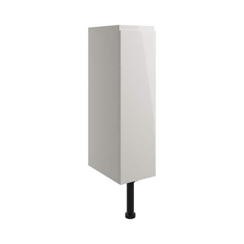 Bluci Valesso 200mm Bathroom Toilet Roll Holder Unit