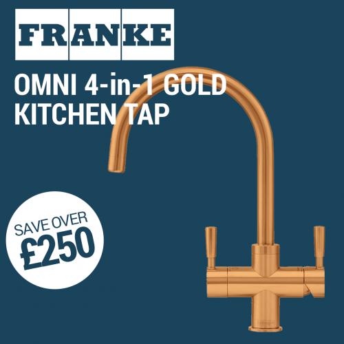 Franke Omni 4-in-1 Omni Special Finish Kitchen Tap