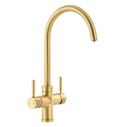 Abode Pronteau ProPure Swan 4 in 1 Instant Hot Water Kitchen Tap