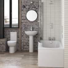 Bluci Mimosa Bathroom Suite