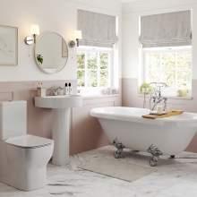 Bluci Senna Traditional Bathroom Suite