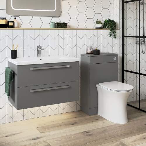 Bluci Morina Urban Grey Furniture Set