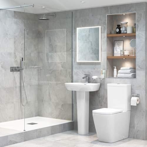 Bluci Tilia Bathroom Suite