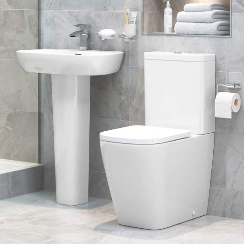 Bluci Tilia Cloakroom Set