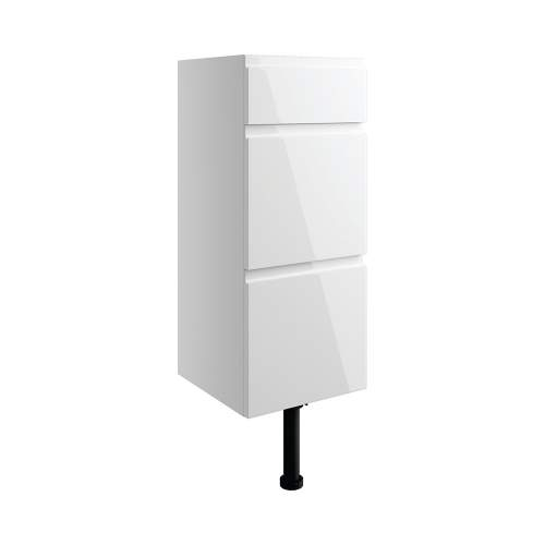 Bluci Valesso 300mm 3 Drawer Bathroom Unit