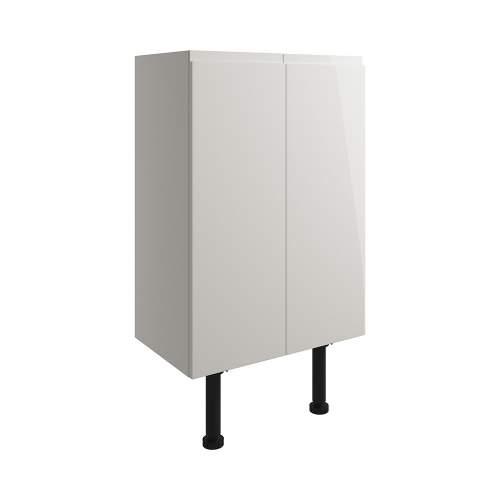 Bluci Valesso 500mm Bathroom 2 Door Base Unit