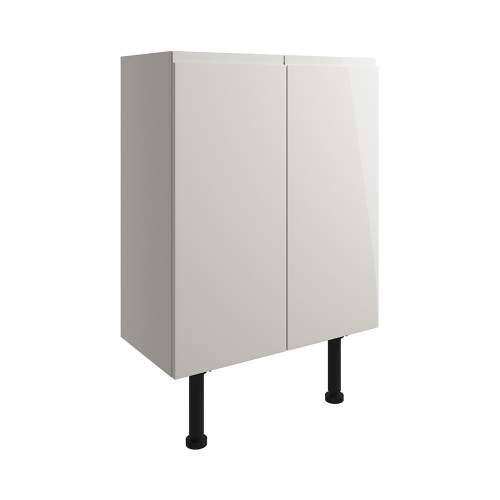 Bluci Valesso 600mm Bathroom 2 Door Base Unit