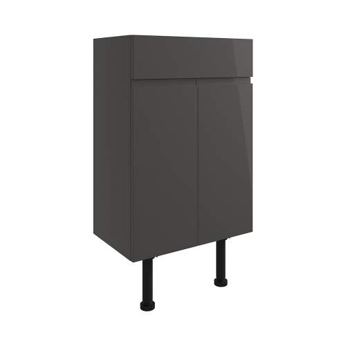Bluci Valesso 500mm 2 Door Bathroom Basin Unit