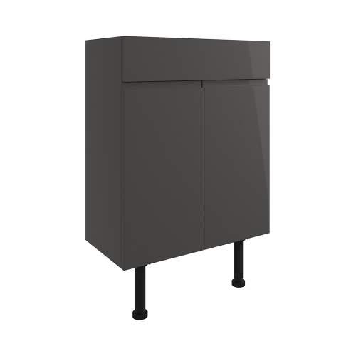 Bluci Valesso 600mm 2 Door Bathroom Basin Unit