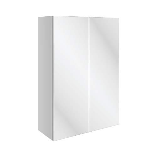 Bluci Valesso 500mm 2 Door Mirrored Bathroom Wall Unit