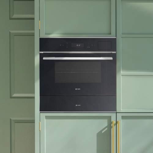 Caple SENSE SO111 Black Built-in Combination Steam Oven