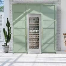 Caple Classic WF1552 Freestanding Triple Zone Wine Cabinet