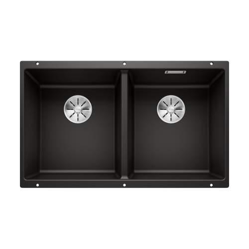 Blanco SUBLINE 350/350-U Silgranit 2.0 Bowl Undermount Kitchen Sink